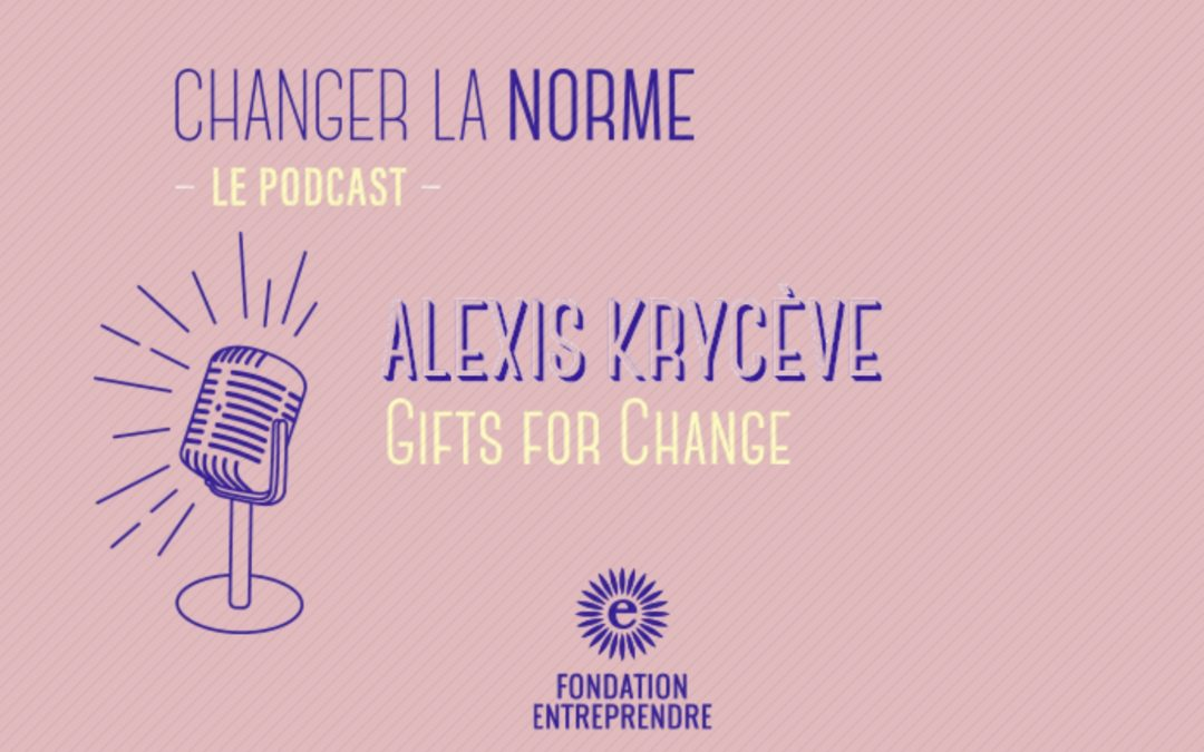 [Podcast] Alexis Krycève est interviewé par Carenews et son podcast « Changer la norme »