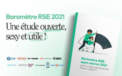 [Livre blanc] Résultats du baromètre de la RSE 2021