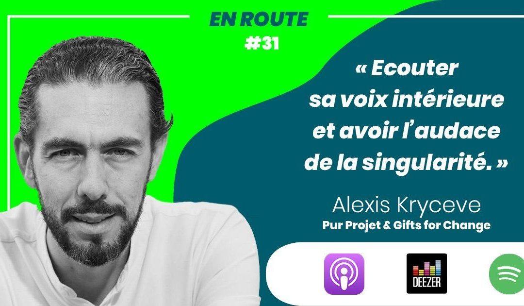 [Podcast] Alexis Krycève interviewé par WeNow